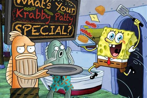Here Is How To Make Spongebob's Famous Krabby Pattys