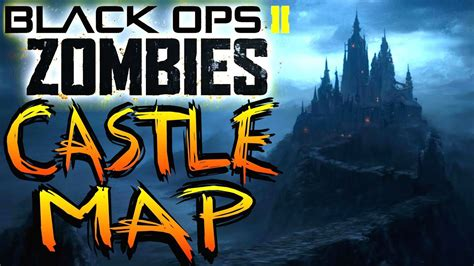 """Black Ops 2 - """"Zombies Map Castle"""" - """"DLC 3 Zombies Map"""