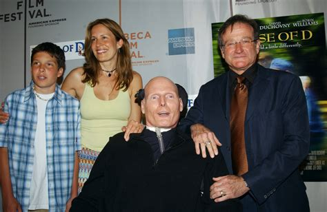 Christopher Reeve's Children Attend Charity Gala Held in