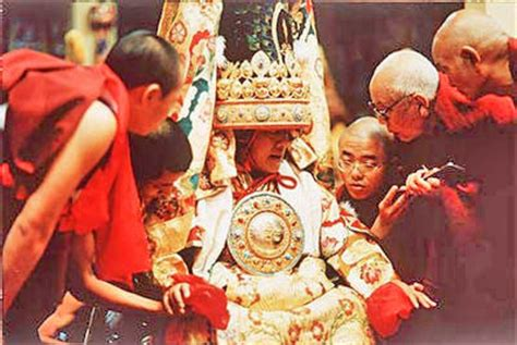 Nechung - The State Oracle of Tibet