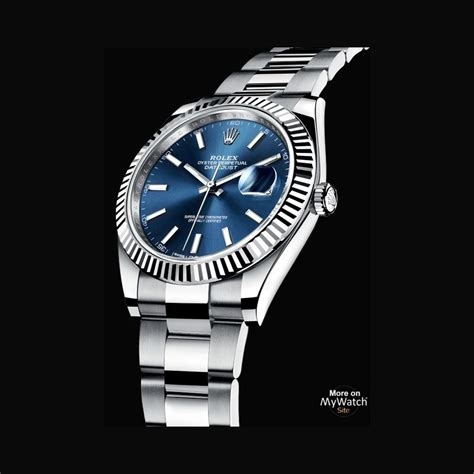 Watch Rolex DateJust 41   Oyster Perpetual 126334 White