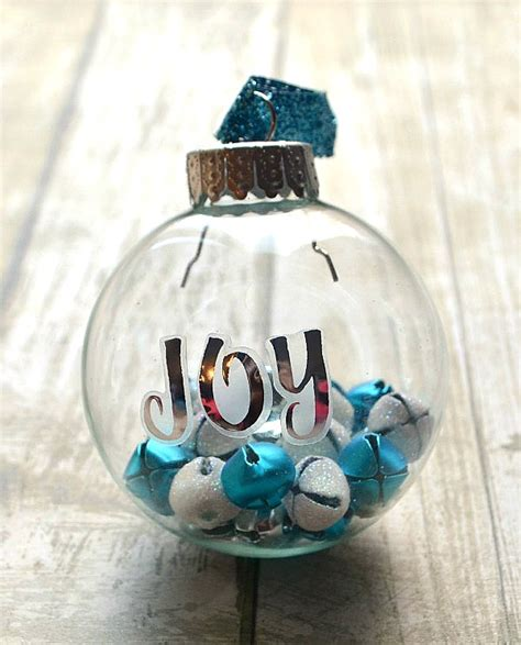Easy Clear Ornaments Ideas That Don't Cost Much