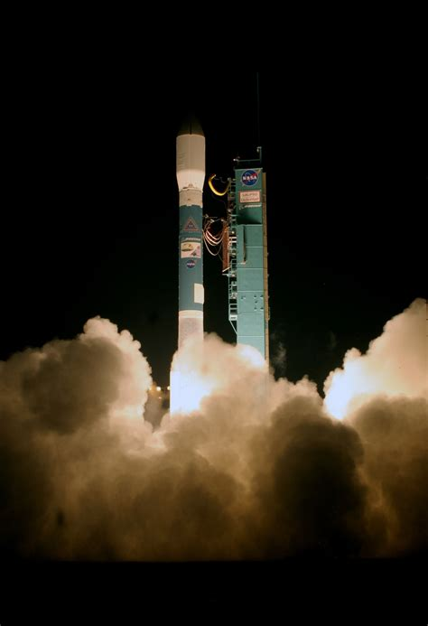 NASA - NASA Launches Satellites for Weather, Climate, Air