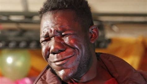 Zimbabwe's Mr Ugly William Masvinu Crowned but Claims: My